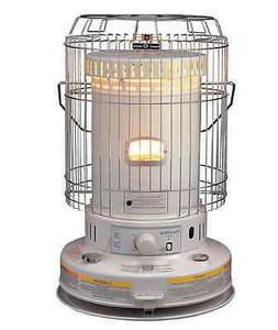Indoor Kerosene Fuel Space Heater Portable DuraHeat Convecti