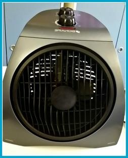 indoor space heater rotating grill new in
