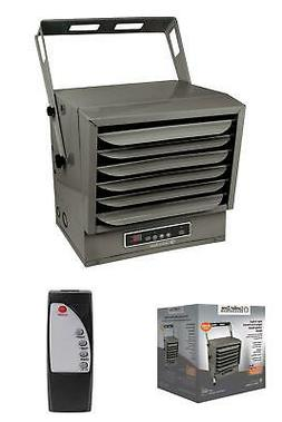 Comfort Zone Industrial Ceiling Mount Heater + Remote 7500 W