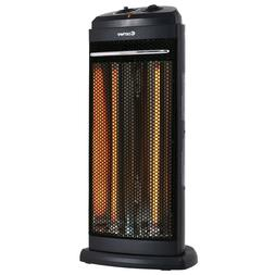 COSTWAY Infrared Electric Quartz Tower Heater Living Room Sp