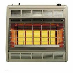 Empire Infrared Heater Liquid Propane 30000 BTU, Manual Cont