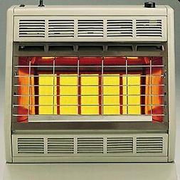 Empire Infrared Heater Natural Gas 30000 BTU, Thermostatic C