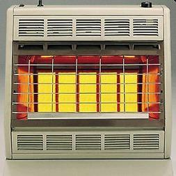 infrared heater natural gas 30000 btu thermostatic