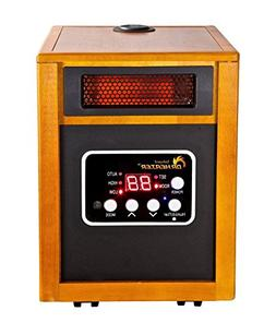 LA BOVA Infrared 1500-Watt Heater Portable Space Heater With