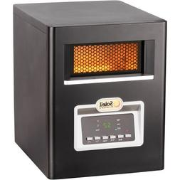 Soleil Infrared Portable Cabinet Space Remote Heater