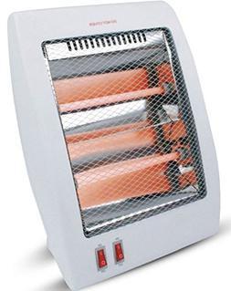 Infrared Quartz White Space Heater Energy Efficient Quite 40