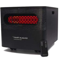 Unique Heat Infrared Space Heater, Home & Office Whole Room