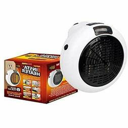 "Insta-Heat Compact Outlet Plug-in Space Heater  Home "" Kitch"