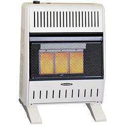 Sure Heat IWH16IRLP 3 Ceramic Plaque IR Wall or Floor Heater