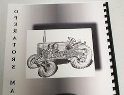 John Deere A50, A90 and A150 Portable Sp