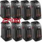 100X Handy Heater Plug-In THE WALL OUTLET SPACE HEATER 350 W