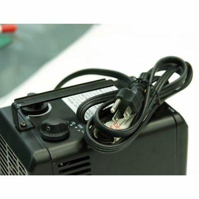 DAYTON Portable Electric Heater, 1500W/1000W, 120VAC, Phase
