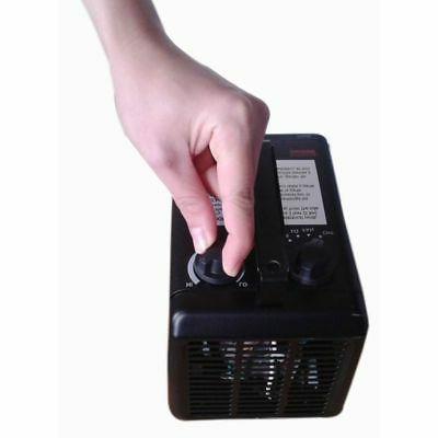DAYTON Portable Heater, 1500W/1000W, 120VAC, Phase