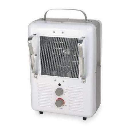 1500/1300W Electric Space Heater, Fan Forced, 120V