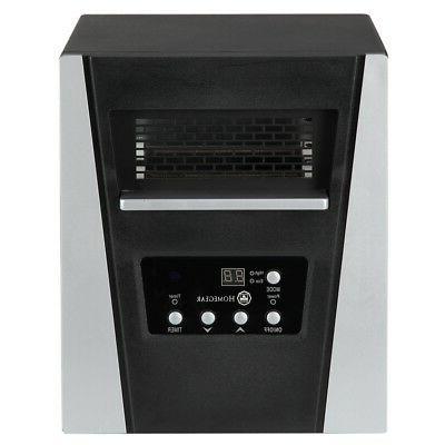 Homegear 1500 Electric Black +Remote