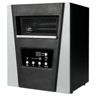 1500 sqft infrared electric portable space heater