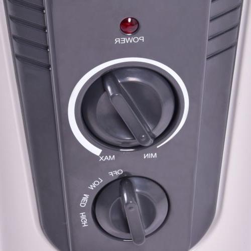 1500 Filled Heater Adjustable