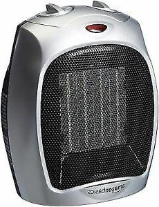 Amazonbasics 1500 Watt Ceramic Space Heater Adjustable Therm