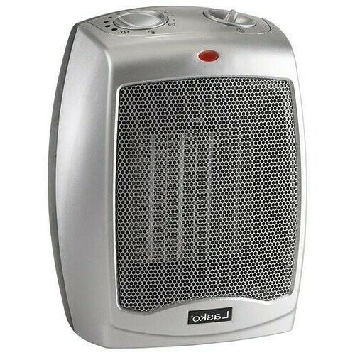 1500w ceramic space heater with adjustable thermostat