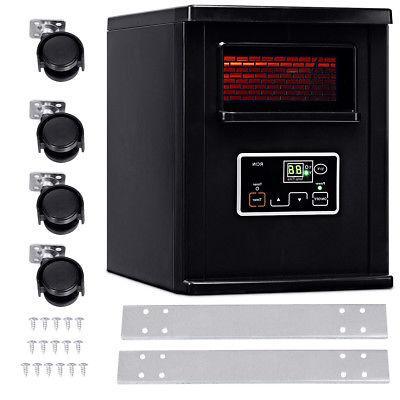 Goplus Infrared Quartz Space Filter Black
