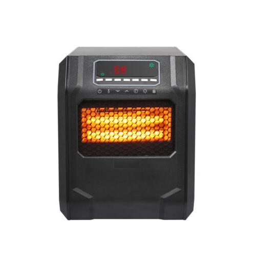 Portable1500W Digital Dual Heater