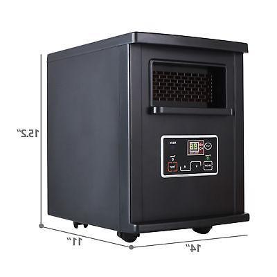 1500W Infrared Remote Control