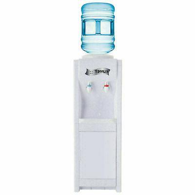 Dispenser Top Hot Cold White