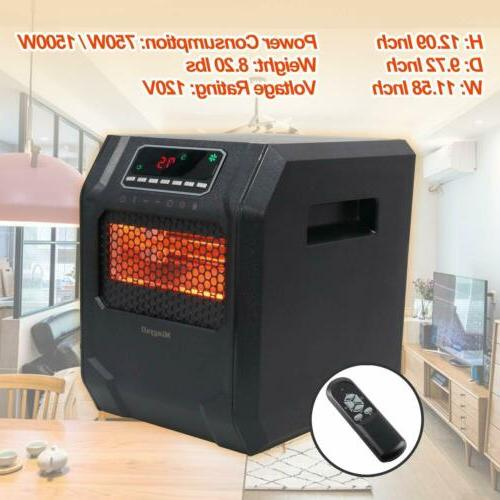 Mingyall 1500W Space Heater Electric Heater Safe Large Room