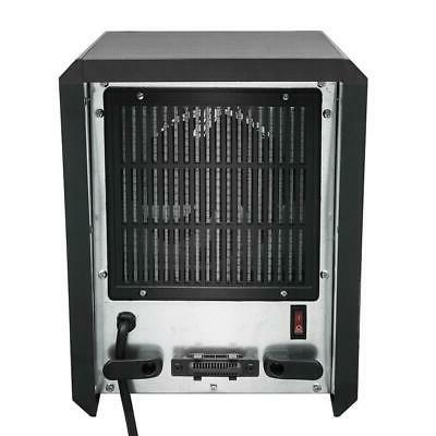 1500W Portable 4 Quartz Space Heater with Remote