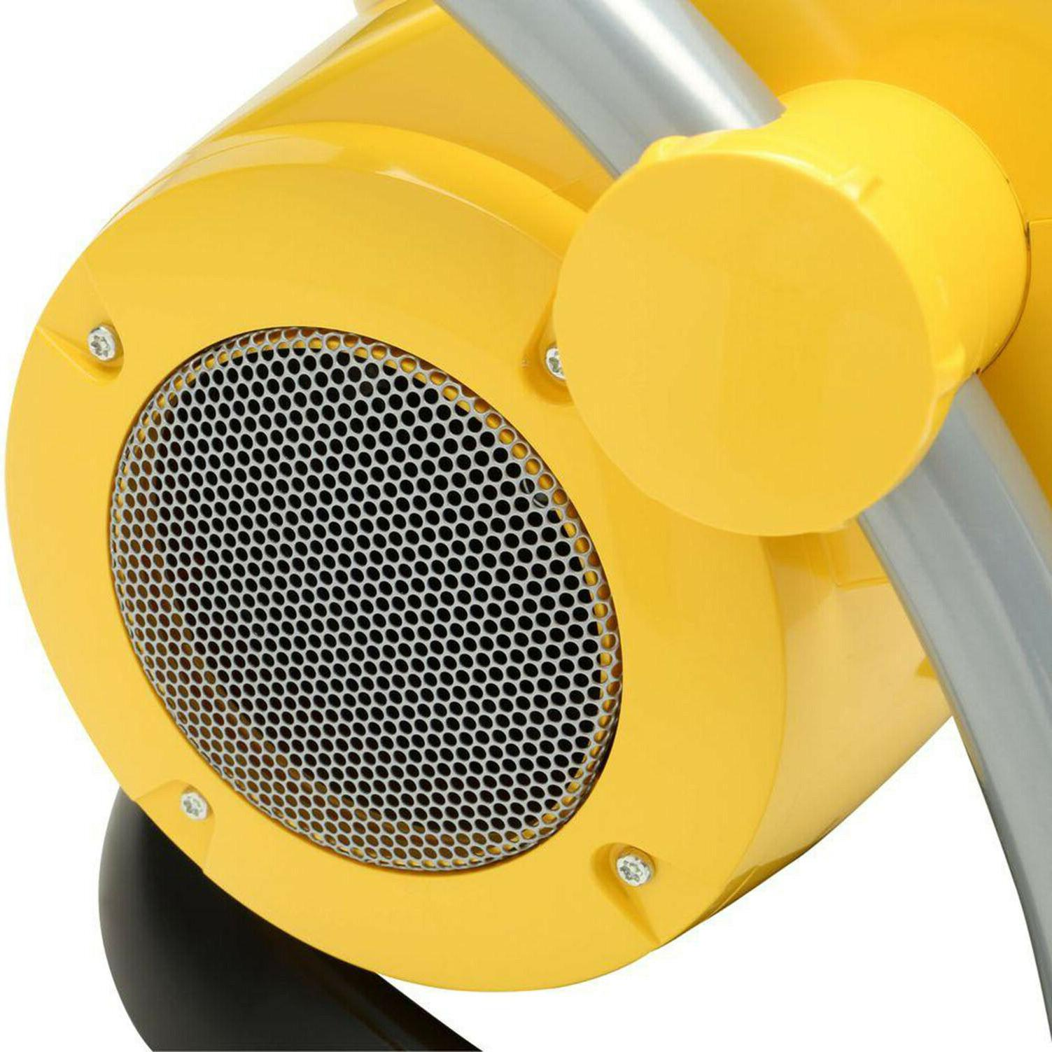 STANLEY 1500W CERAMIC SPACE HEATER Utility Heating Fan
