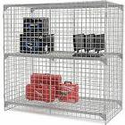 Global Industrial 184111 Security Cage Accessory Shelf Secur