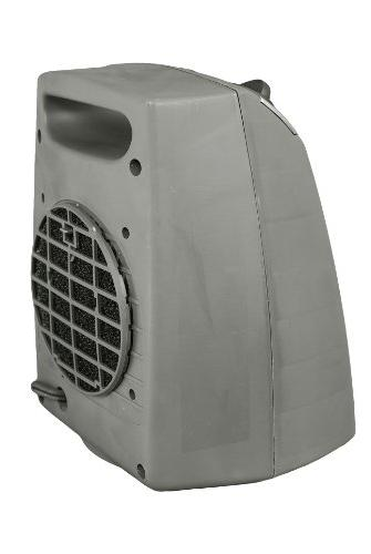 Dayton Space Heater With Added Features