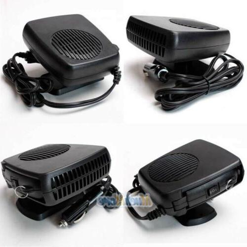 2 Modes Car Heating Defroster Demister NEW