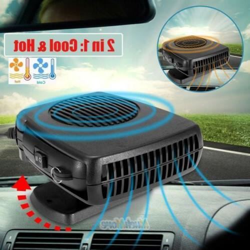2 Truck Heating Cooling Defroster Demister DC12V NEW