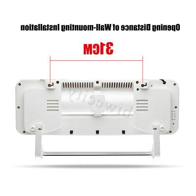 2000W Timing Space Heating Air Conditioner Dehumidifier