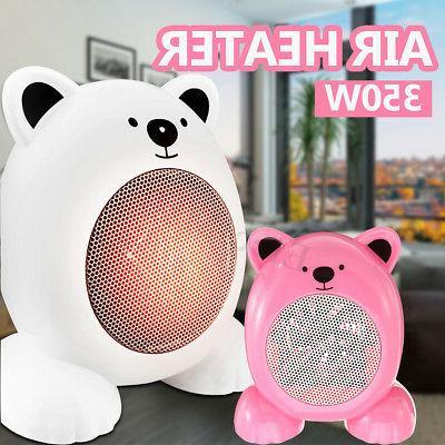 220V Mini Bear Heater Warmer Home !
