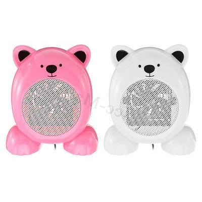 220V 350W Bear Electric Home Space Heater !