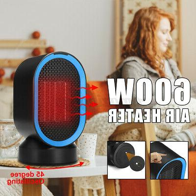 220v 600w oscillation electric space heater oscillating