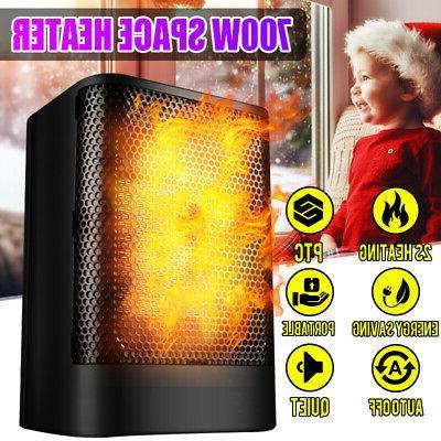 220V Ceramic Energy Fan Office Portable Over-Heat 》