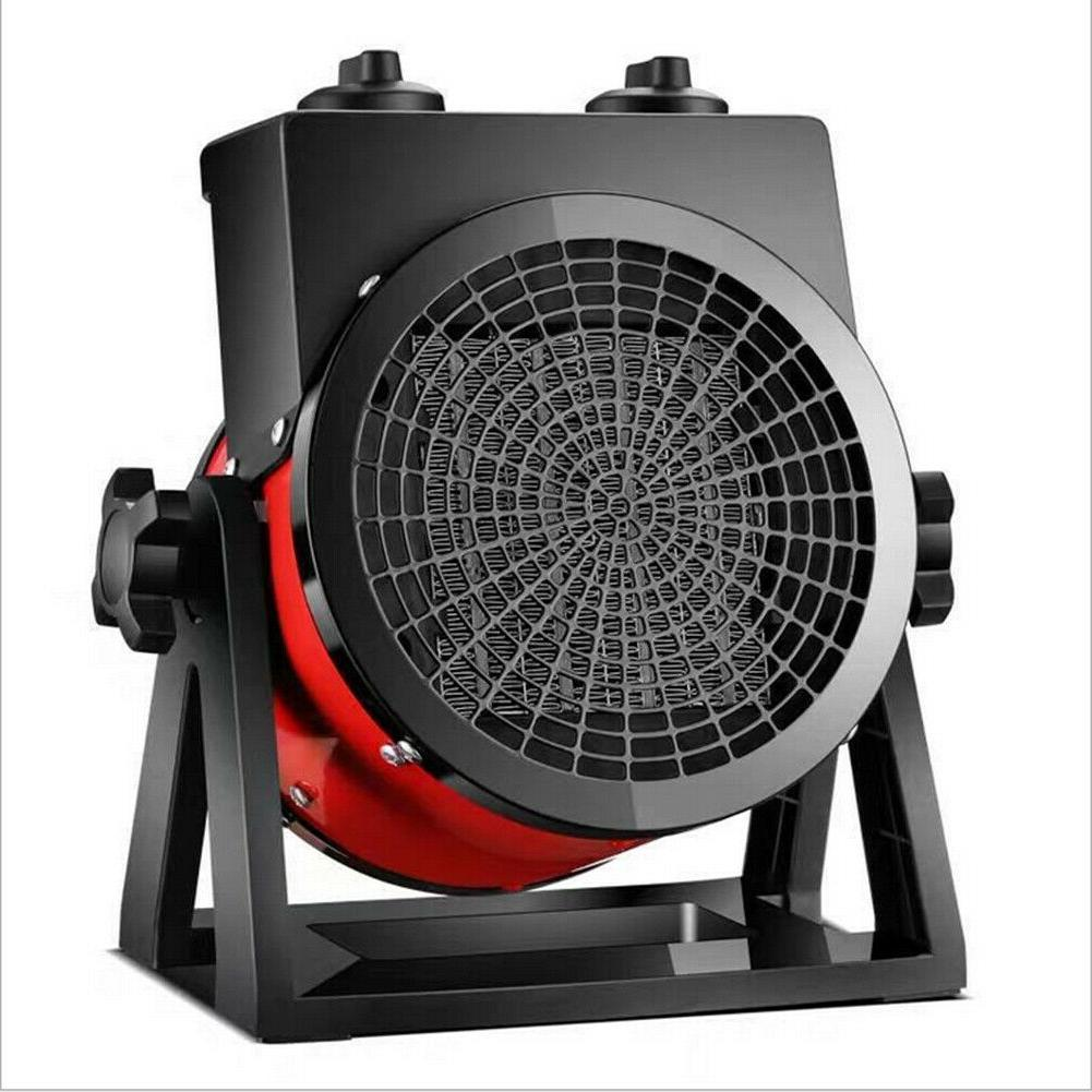 220V Space Heater 2KW Garage Air Portable for Green