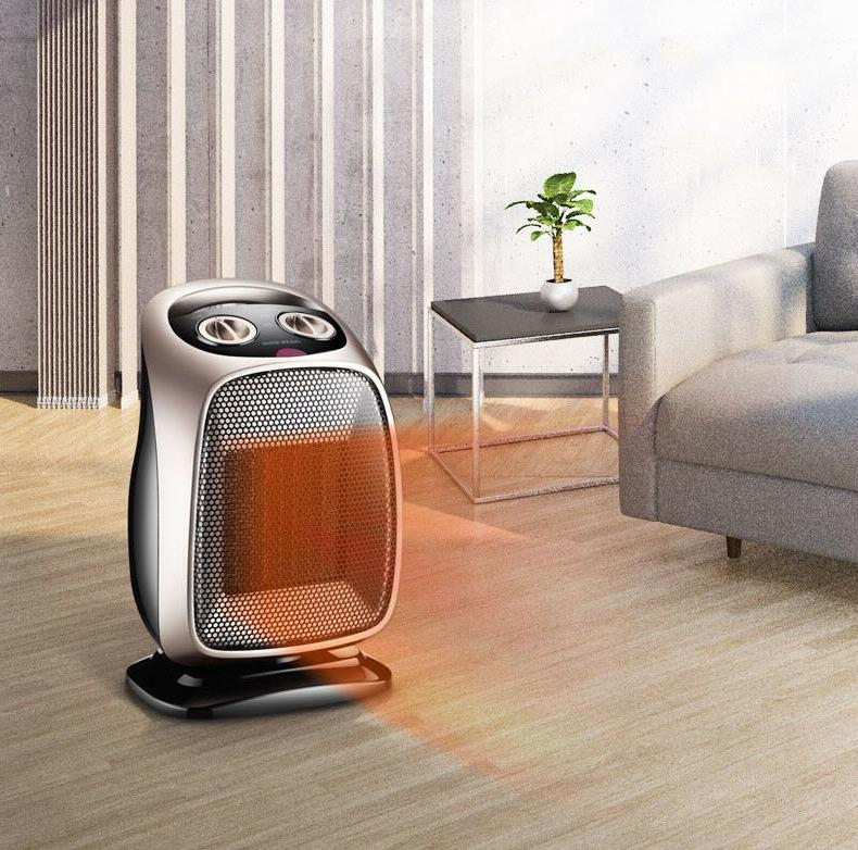 220V Portable Home Office Electric Space Heater Rotatable Sp