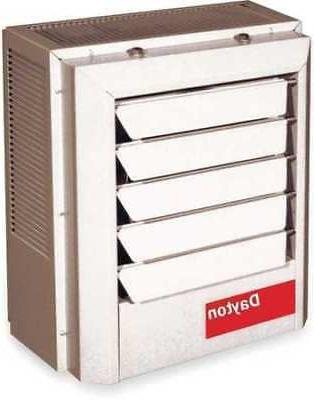 DAYTON 2YU62 Electric Wall & Ceiling Unit Heater, 208/240VAC