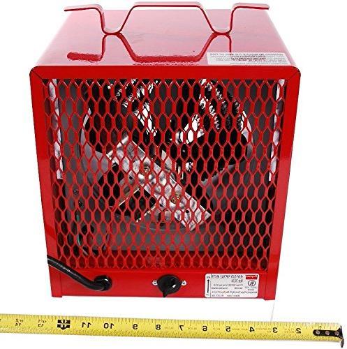 Dayton 3VU36 Heater, 240/208 V