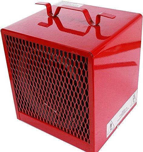 Dayton 3VU36 Heater, Space, 240/208
