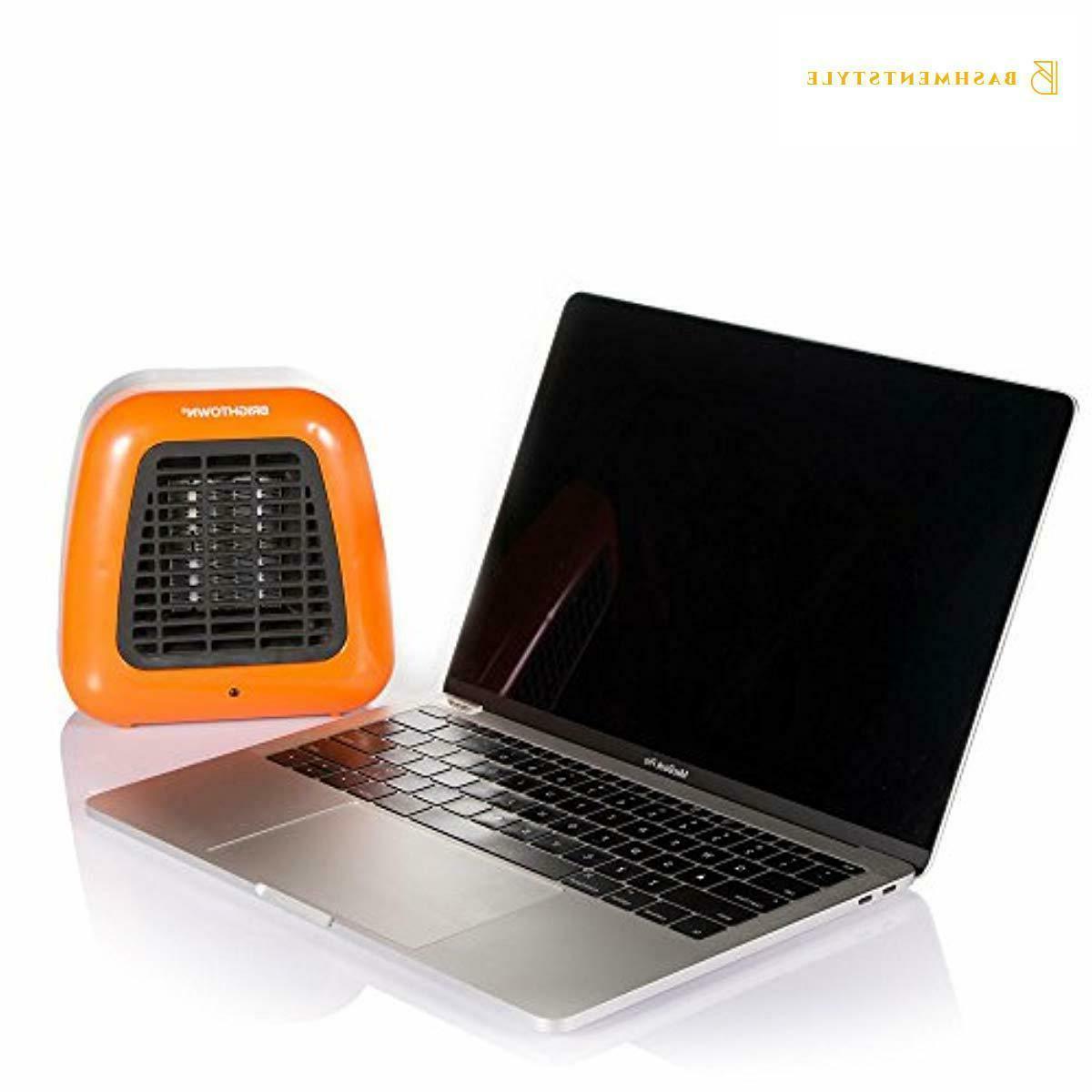 400-Watt Portable-Mini Heater Office Desktop T