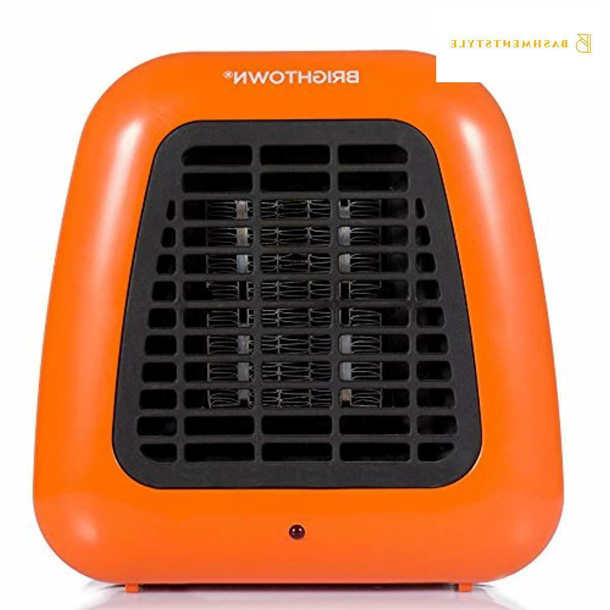 400-Watt Ceramic Heater for Office Desktop T