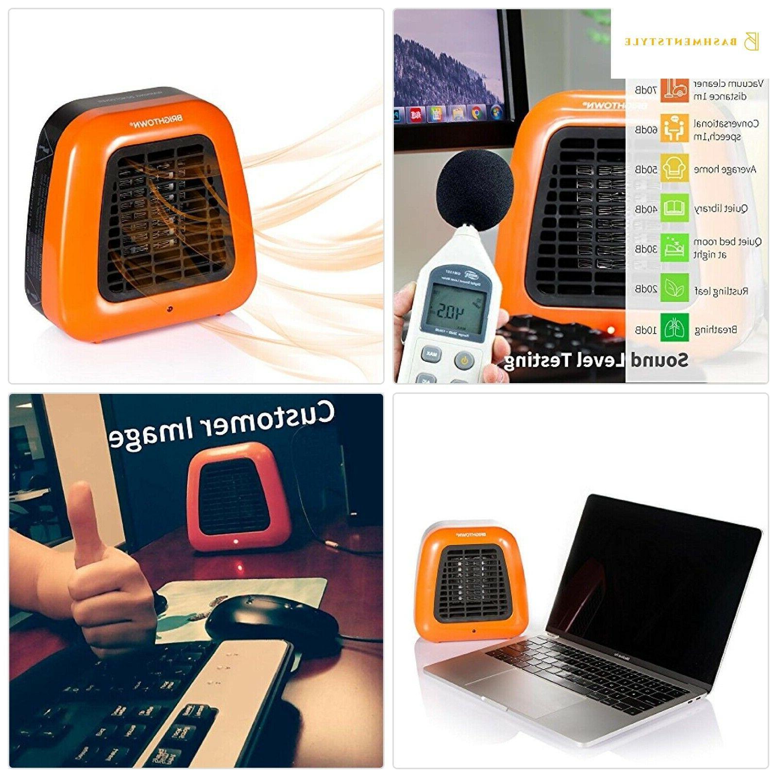 400 watt portable mini heater personal ceramic