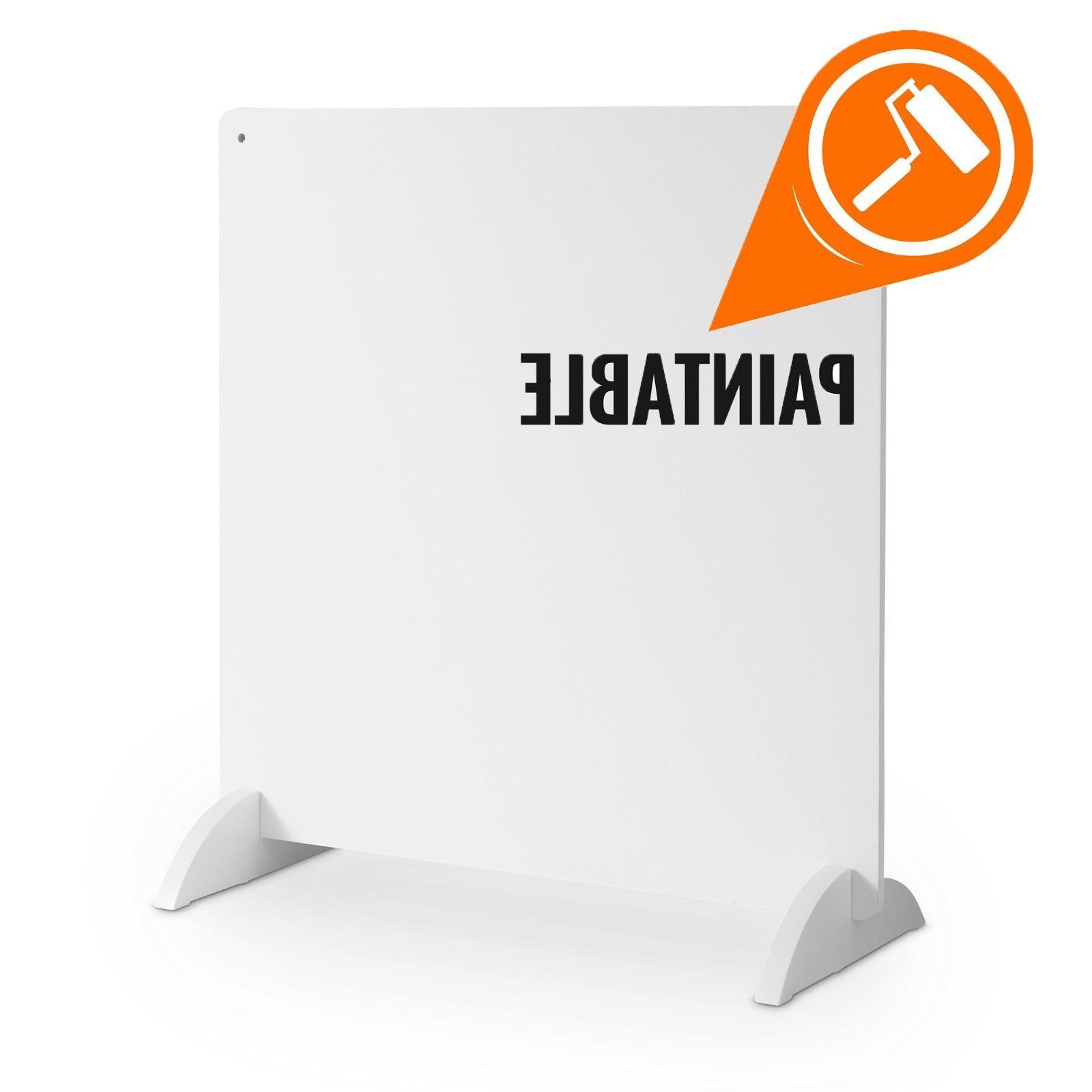 400w wall mountable electric panel heater paintable