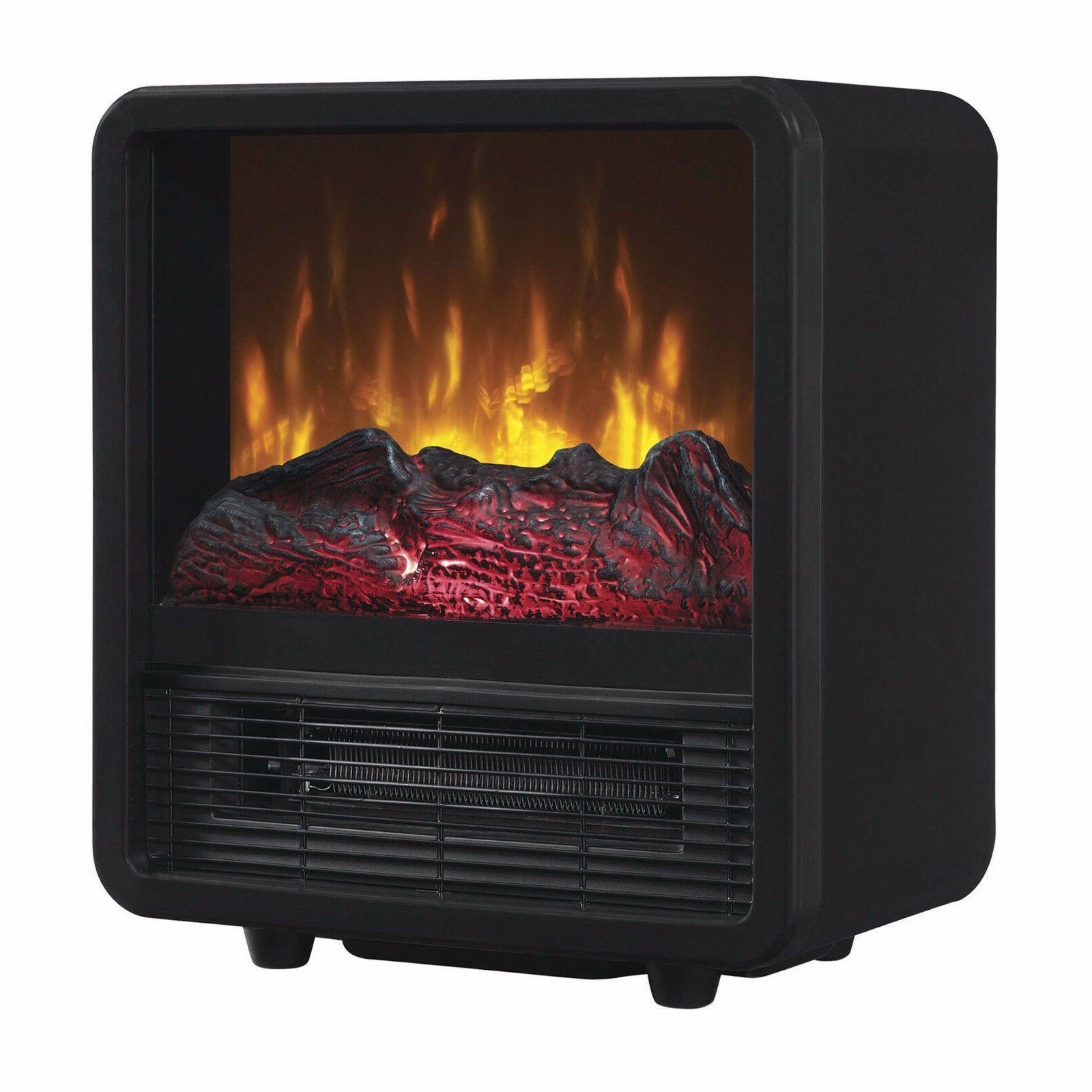 Duraflame 4600 BTU Portable Electric Personal Space Heater C