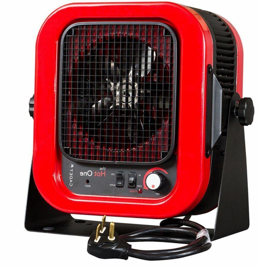 5 000 watt electric garage heater